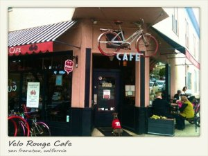 Postcard of the Velo Rouge Cafe via gogobot.com