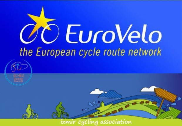 Eurovelo Cycling Route Logo